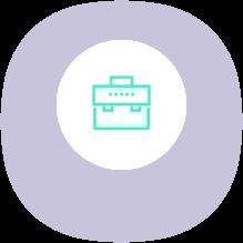 pictograme d'une valise
